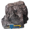 Bogen NEAR 64 Watt / 70v Rock Landscape Speaker - Granite -- R8GT