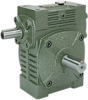 Casting Iron Worm reducers Metric Dimension -- Series W