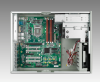Cost-effective Wallmount Chassis for ATX/mATX Motherboard and 10-slot Backplane -- IPC-7132 - Image