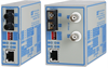 T1/E1 Copper-to-Fiber Media Converters -- FlexPoint™ T1/E1