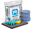 PIG Spill Pack Absorbs up to 4 gal., Container Type - Portable Bag Spill Kits KIT261 -- KIT261