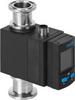 Air flow sensor -- SFAW-100T-CS520-E-PNLK-PNVBA-M12 -Image