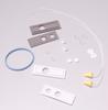 Silicone, EPDM, Vamac, Polyacrylate Molding Services -- View Larger Image