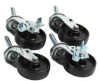 Caster Set for Carton Stands Item# YWS1001 -- YWS1001