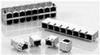Modular Connectors / Ethernet Connectors -- A64-114-271P521 -Image