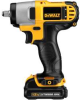 DEWALT 12 V MAX* 3/8 In. Impact Wrench Kit -- Model# DCF813S2