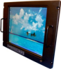 "17"" Xtreme NEMA 12 Rack Mount Display -- VT170RX - Touch -- View Larger Image"