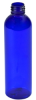 2 oz. PET Cobalt Blue Bottle 20/410 Neck -- 66611
