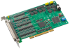 4-axis Stepping and Servo Motor Control Universal PCI Card -- PCI-1240U - Image