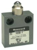 MICRO SWITCH 914CE Series Compact Precision Limit Switches,Ball Bearing Plunger, 1NC 1NO SPDT Snap Action, 12 foot Cable -- 914CE66-12