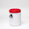 34 Liter Total Opening Plastic Drum -- 6950 - Image