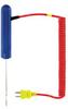 PK19M - Comark PK19M Thermocouple Food Penetration Probe, Type K, 1.6 mm Tip -- GO-90025-37