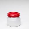 10 Liter Wide Neck Plastic Drum -- 7010/ 7011 - Image