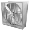 Exhaust Fan,48 In,230 V,Slantwall,D/D -- 4B051