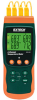 4-Channel Datalogging Thermometer -- SDL200