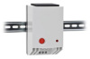 550W Enclosure Heater w/ axial fan & adjustable thermostat: 120VAC -- 027009-00 - Image