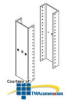 Chatsworth Products Patch Panel Auxiliary Mounting Rails.. -- 12533