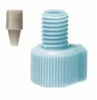 F-200X - Standard Fingertight II™ high-pressure fittings; 10-32, acetal male nut/PEEK ferrule; 10/pack -- EW-01939-00