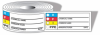 HMCIS Chemical Identifier Roll Labels -- SGN863
