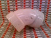 PIPE ELBOW 45DEG PVC 1-5/16IN -- 319020