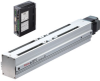 Linear Actuator (Slide) - Straight Type, Y-axis Table with Built-in Controller (Stored Data) -- EAS6Y-D025-ARACD-3 -Image