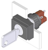 Keylock Switches -- 1948-1648-ND - Image