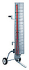 Portable Electric Infrared  Heaters - 4.5 KW Series -- View Larger Image
