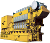 Offshore Generator Sets 6CM32C -- 18536381
