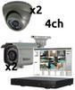 4 Channel Elite CCTV System