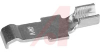 Power Connector Contact; Copper; Silver; 6 AWG (Max.); Solder (Wire); 0.048 in. -- 70086987