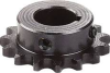 SINGLE STRAND FIXED BORE SPROCKET ANSI # 40 -- IBI467045