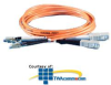 Legrand - Ortronics Multimode Duplex Patch Cord LC to SC -- OR-61150D62001M79C