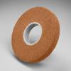 3M Scotch-Brite CP-WL Aluminum Oxide Medium Deburring Wheel - Coarse Grade - Arbor Attachment - 12 in Diameter - 5 in Center Hole - Thickness 2 in - 03300 -- 048011-03300 - Image