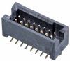 8+8 Pos. Male DIL Vertical SMT Conn. -- M50-4910845