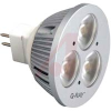LED MR16 LAMP WHITE 3000K 12VAC -- 70117809
