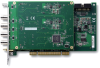 24-Bit High-Resolution Dynamic Signal Acquisition and Generation -- PCI-9527