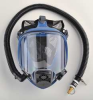 LP Supplied Respirator Mask, Full Face -- 3WYK8