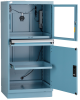Computer Cabinet with Roll-Out Shelf (30