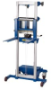 VESTIL Counterweight Base Aluminum Winch Lifts -- 7187403