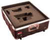 ATA Diced Foam Utility Case -- GX-1921-7.5