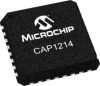 Touch and Input Sensing -- CAP1214