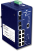 Elinx EIRP600 Power over Ethernet (PoE) Series -- EIRP610-2SFP-T