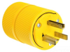 Straight Blade Power Plug -- D0531