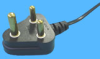 South African 2.5Amp Class II Cordset w/C7 -- 86532130 - Image