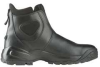 Boot,Slip On,Men's,9R,Black,Pr -- 21V173