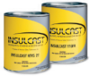 INSULCAST RTVS 1657 Silicone Rubber Sealant for filleting in Aluminum