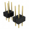 Rectangular Connectors - Headers, Male Pins -- S2011-16-ND -Image