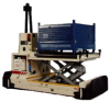 Combination Conveyor & Lift Deck Automatic Guided Vehicles