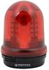 BEACON RED LED 24VDC PERMANENT/ BLINKING/ROTATING 98mm BASE MOUNT -- 82915055