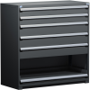 Heavy-Duty Stationary Cabinet (with Compartments) -- R5AKE-5801 -Image